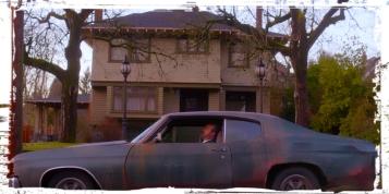 Bobby sleeping Supernatural Safe House