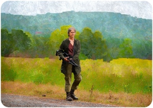 Carol Peletier The Walking Dead Not Tomorrow Yet