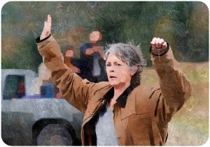 Carol The Walking Dead East