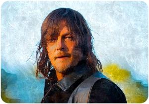 Daryl Dixon The Walking Dead Twice as Far