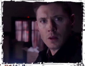 Dean in nest Supernatural Safe House