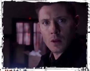 Dean in nest Supernatural Safe House
