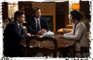 Dean Sam interview Supernatural Safe House