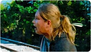 Denise arrow side The Walking Dead Twice as Far