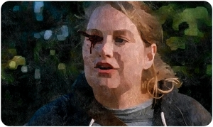 Denise arrow The Walking Dead Twice as Far