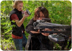 Dwight Daryl The Walking Dead East