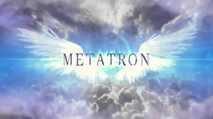Metatron title card