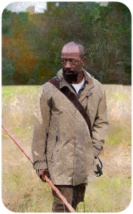 Morgan The Walking Dead East