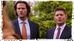 Sam Dean FBI CU Supernatural Safe House