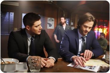 Sam Dean Supernatural Red Meat