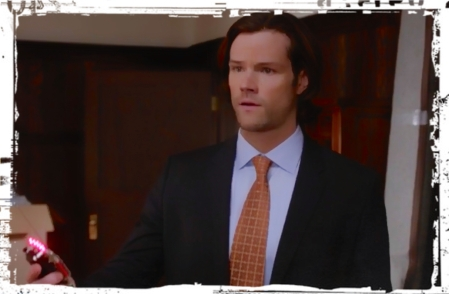 Sam EMF Supernatural Safe House