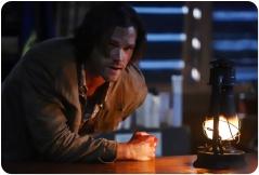 Sam lantern Supernatural Red Meat