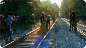 Savior attack CU The Walking Dead Twice as Far