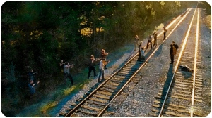 Savior attack The Walking Dead Twice as Far