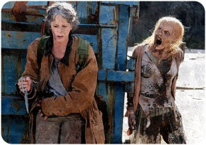 Carol walker The Walking Dead The Last Day on Earth
