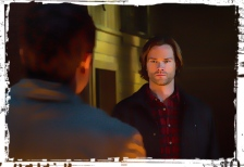 Casifer Sam Supernatural Hell's Angel
