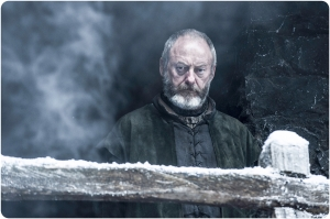 Davros Seaworth Game of Thrones The Red Woman