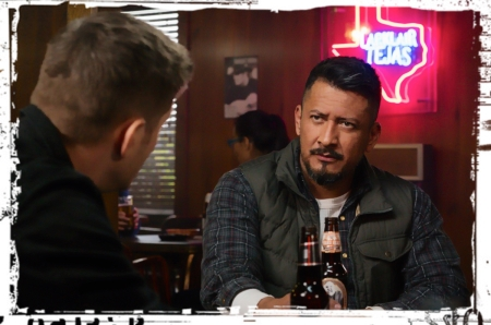Dean beer Supernatural The Chitters