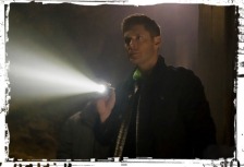 Dean flashlight Supernatural The Chitters