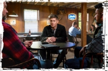 Dean Jessy Cesar Supernatural The Chitters