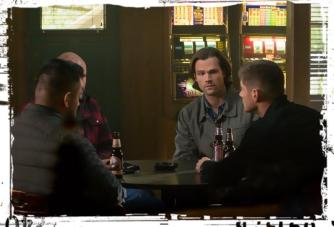 Dean Sam Cesar Supernatural The Chitters