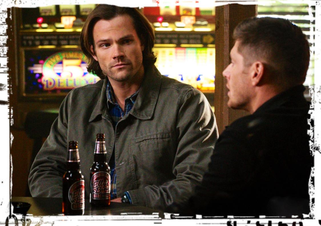 Dean Sam Supernatural The Chitters | The Supernatural Fox