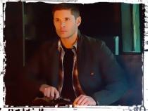 Dean Supernatural Hell's Angel