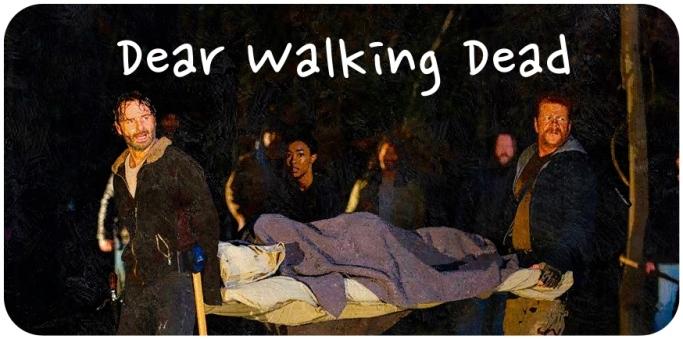 Dear Walking Dead med
