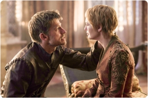 Jaime and Cersei Lannister Game of Thrones The Red Woman