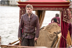 Jaime Lannister Game of Thrones The Red Woman