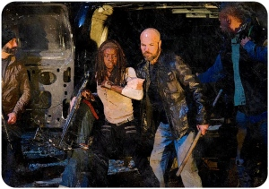Michonne The Walking Dead The Last Day on Earth