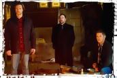 Sam Crowley Dean Supernatural Hell's Angel