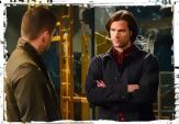 Sam Dean Supernatural Hell's Angel