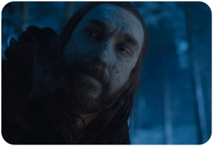 Benjen Stark dark Game of Thrones Blood of My Blood