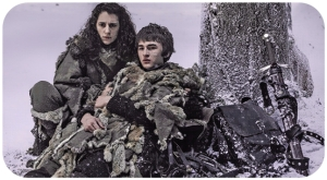 Bran Meera Game of Thrones Blood of My Blood