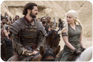 Daario Daenerys Game of Thrones Blood of My Blood