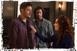 Dean Amara Sam Supernatural Alpha and Omega