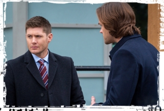 Dean and Sam Winchester 2 Supernatural Dont Call me Shurley
