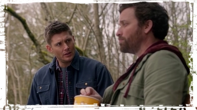 Dean Chuck Supernatural All in the Family