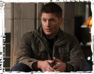 Dean disappointed Supernatural All in the Family