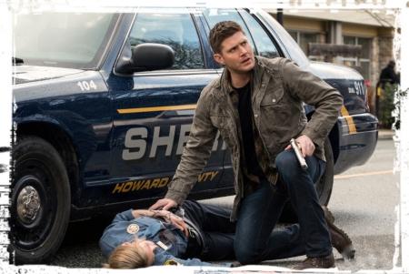 Dean Winchester Deputy Harris dead Supernatural Dont Call me Shurley