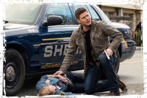 Deputy Harris Dean Winchester Supernatural Dont Call me Shurley
