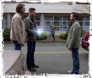 Hello God Supernatural All in the Family