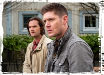 Sam and Dean Winchester 2 Supernatural Dont Call me Shurley