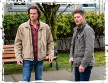 Sam and Dean Winchester 3 Supernatural Dont Call me Shurley