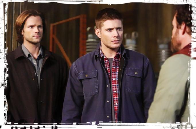 Sam Dean Winchester Chuck Supernatural We Few Men
