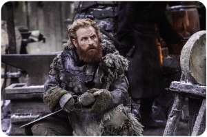 Tormund Giantsbane Game of Thrones Book of the Stranger