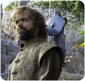 Tyrion Lannister Game of Thrones Book of the Stranger