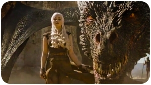 Daenerys Targaryen Game of Thrones Battle of the Bastards