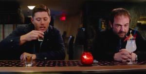 Dean Crowley flamingo bar Reichbach Supernatural